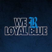 We R Loyal Blue