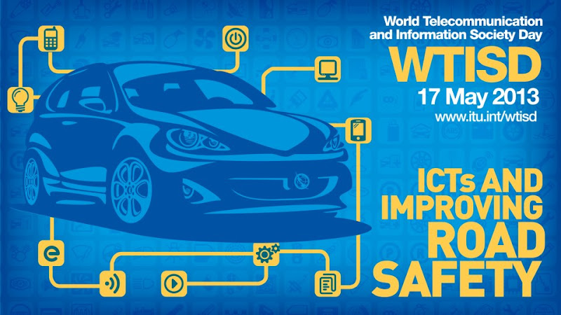 Photo: Our theme for ITU World Telecommunication + Information Society Day this year is all about road safety. In recognition of their leadership and dedication towards promoting ICTs as a means of improving road safety, we are delighted to announce Ueli Maurer, President of the Swiss Confederation, Volkmar Denner Chairman of the Board of Management of Robert Bosch GmbH (Bosch Global), and Jean Todt, President of the International Automobile Federation (FIA) as our WTIS Award Laureates for 2013. Find out more at www.itu.int/wtisd