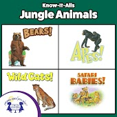 Know-It-Alls! Jungle Animals
