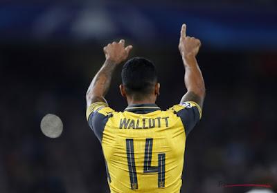 Theo Walcoot bat un record du monde