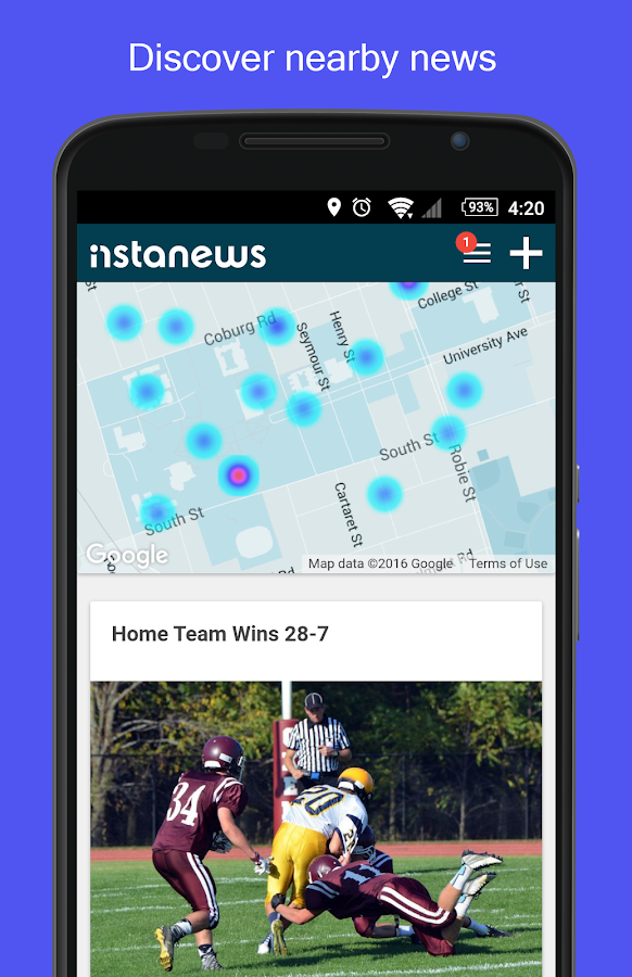instanews – Latest Local News- screenshot