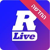 Radio Player app - Israel radio FM - RLive