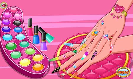 Pretty nail salon makeover 1.0.0 screenshot 420775