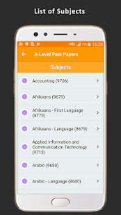 a level past papers solution up to 2017 apps on google play