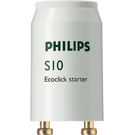 Philips Lysrörständare S10 4-65W 220-240V
