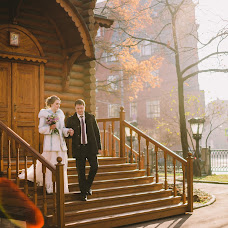 Huwelijksfotograaf Alena Gorbacheva (LaDyBiRd). Foto van 26.02.2016