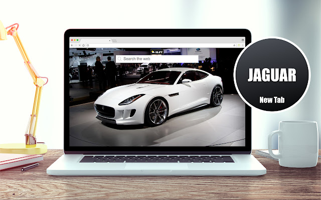Jaguar Wallpapers New Tab Theme