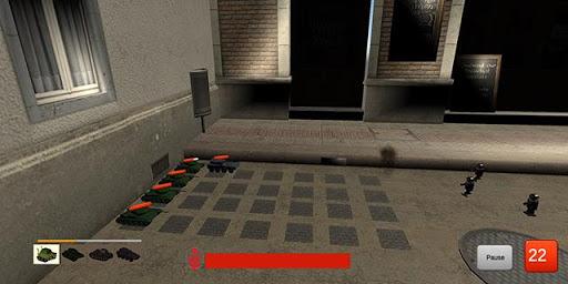 لقطات من Battle Tank Against Robots 3