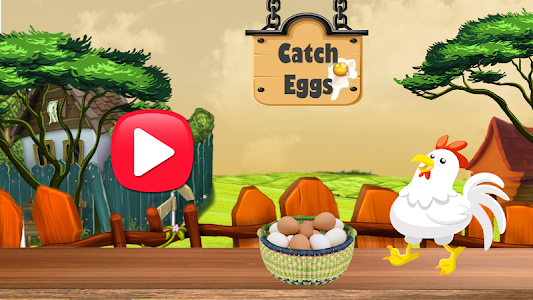 Catch Eggs - Free Game v1.0.0