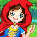 Mini Town: My Little Princess Red Riding Hood Game icon
