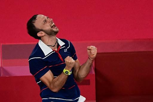Guatemala's Cordon extends Olympic badminton fairytale