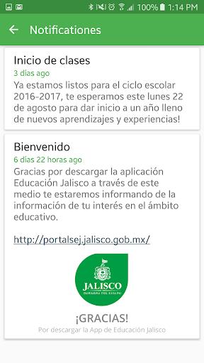 Educación Jalisco screenshot 8