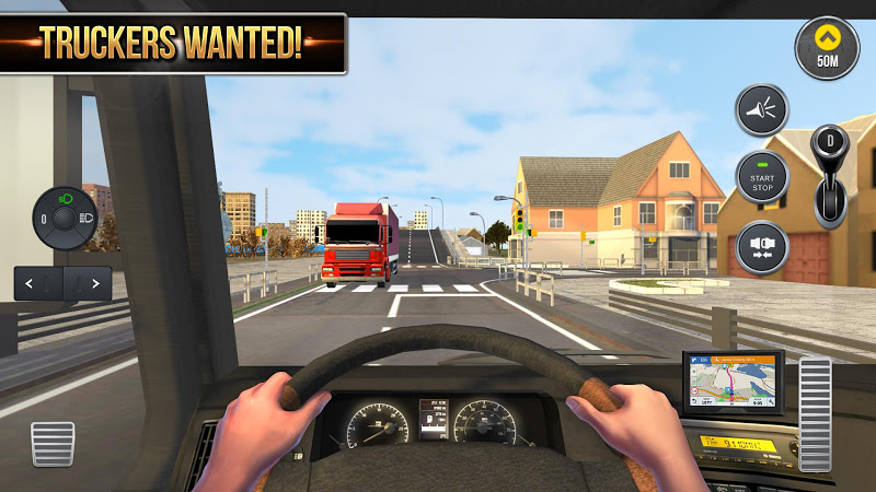 Euro Truck Driver 2018 – APK MOD HACK – Dinheiro Infinito