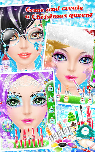 Makeup Me: Christmas 1.0 screenshots 5