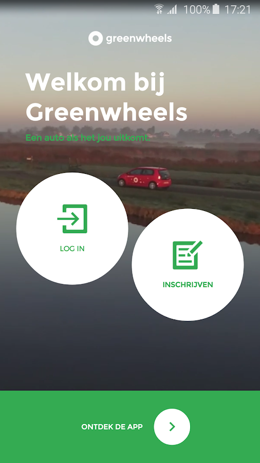 Greenwheels- screenshot