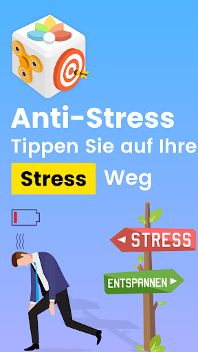 Anti Stress - Stress Abbauen Entspannungsspiele screenshot 1
