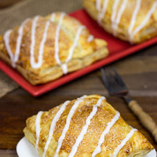 Puff Pastry Breakfast Apple Turnover Recipes