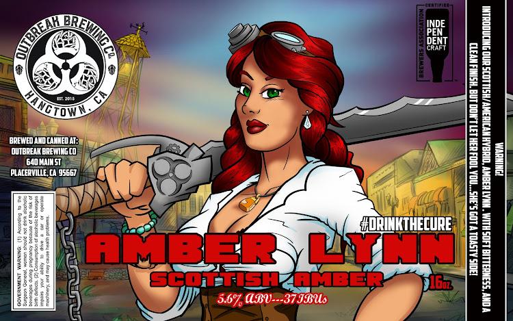 Logo of Outbreak Amber Lynn
