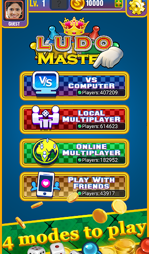 Ludo Master - New Ludo Game 2019 For Free 3.3.7 screenshots 12