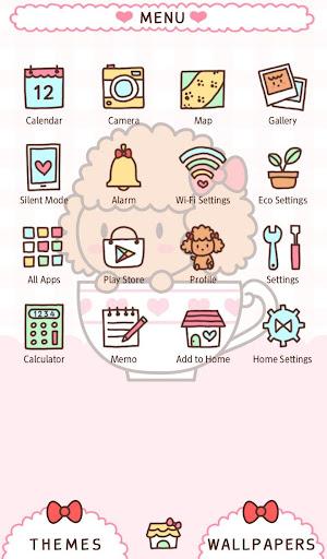 Little Poodle +HOME Theme 1.0.0 Windows u7528 2