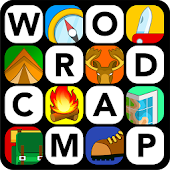 Word Camp - Brain Puzzle Game