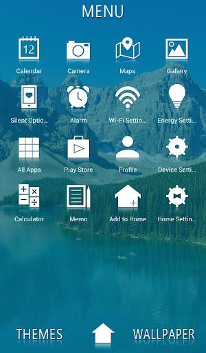 Beautiful Wallpaper Moraine Lake Theme 1.0.0 Windows u7528 2