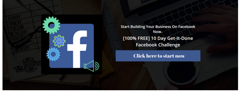 Get-It-Done Facebook Challenge