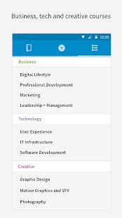 LinkedIn Learning: Online Courses to Learn Skills- screenshot thumbnail