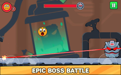 Bounce Ball 6: Red Bounce Ball Hero filehippodl screenshot 16