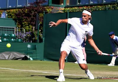 Arthur De Greef a fait long feu à Wimbledon, Ruben Bemelmans poursuit sa route