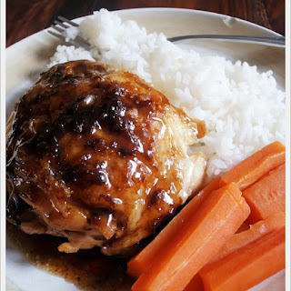 Orange Balsamic Chicken