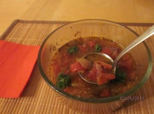 Chunky Tomato Soup (use Fresh Or Canned Tomatoes) Recipe