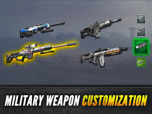 Sniper Fury: Online 3D FPS & Sniper Shooter Game 5.1.3a Mod screenshots 5