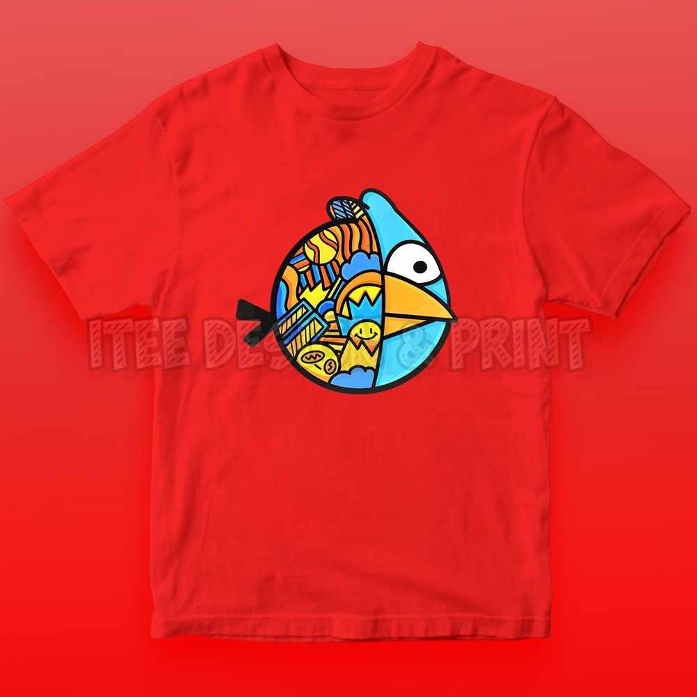 Angry Birds Jay Blue 8