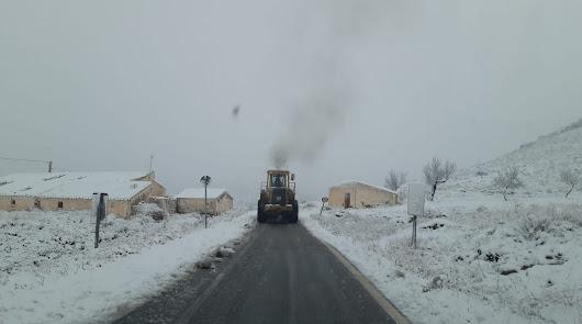 Estas son las cuatro carreteras que continúan cerradas en la provincia