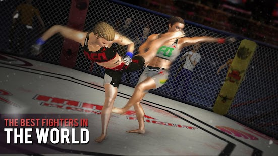 MMA Fighting Games: Girls Edition- screenshot thumbnail