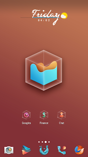 Screenshot for FUNKONG ICONPACK (SALE) in Hong Kong Play Store