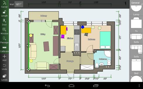 Floor Plan Creator v3.4.1 build 314 Unlocked 9