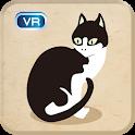 옛 그림 보여주는 고양이 - 미술감상 실감형콘텐츠 icon