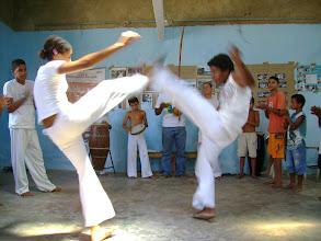 Photo: Capoeira à Caranguejo
