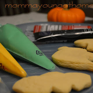Easy Sugar Cookies.
