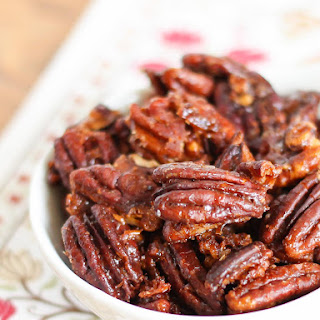 Cinnamon Glazed Pecans Recipes
