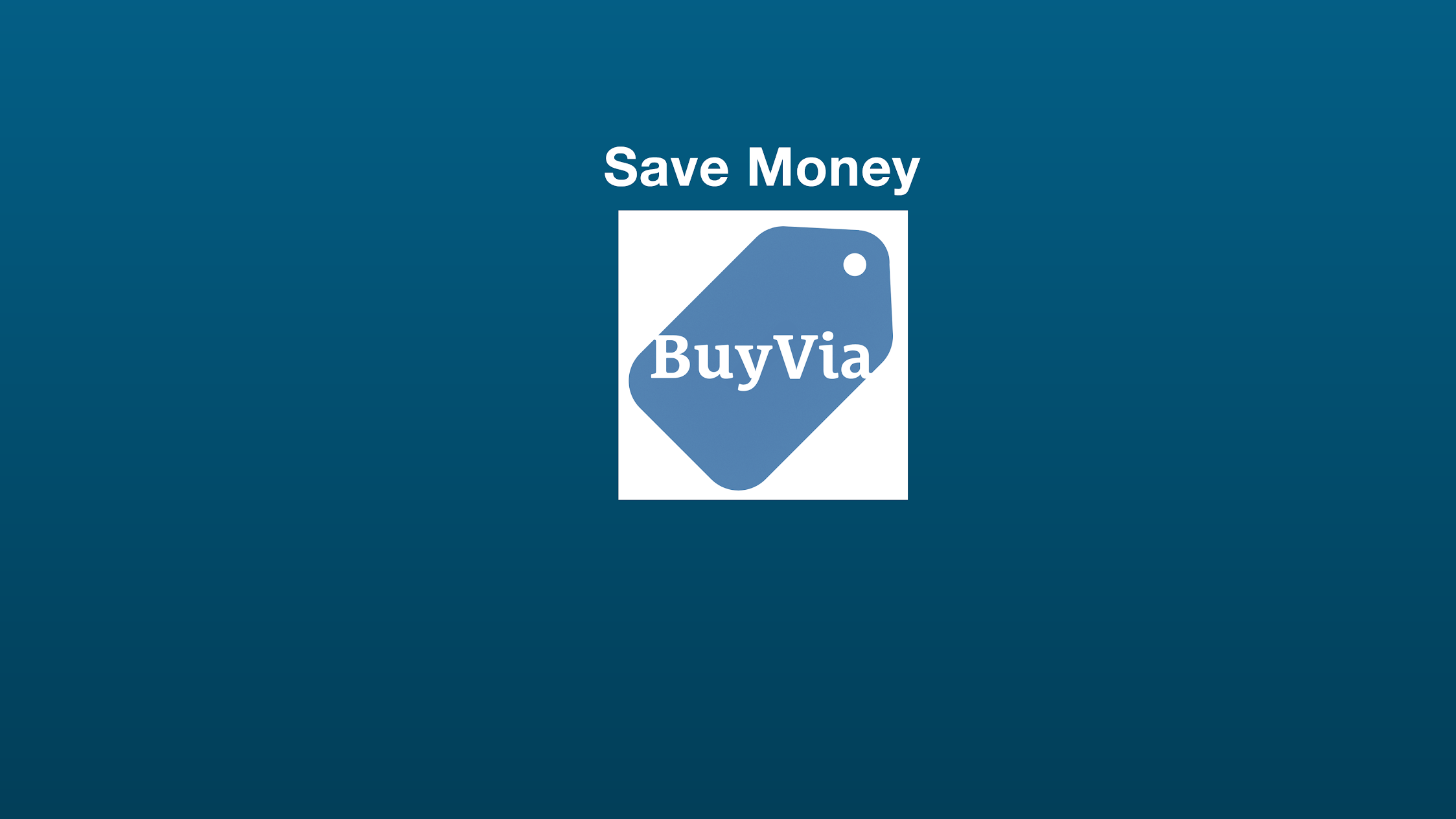Best Deals App - BuyVia