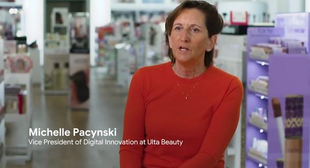 Michelle Pacynski, VP of Digital Innovation, Ulta Beauty