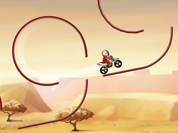 Bike Race Free - Top Free Game Screenshot 1