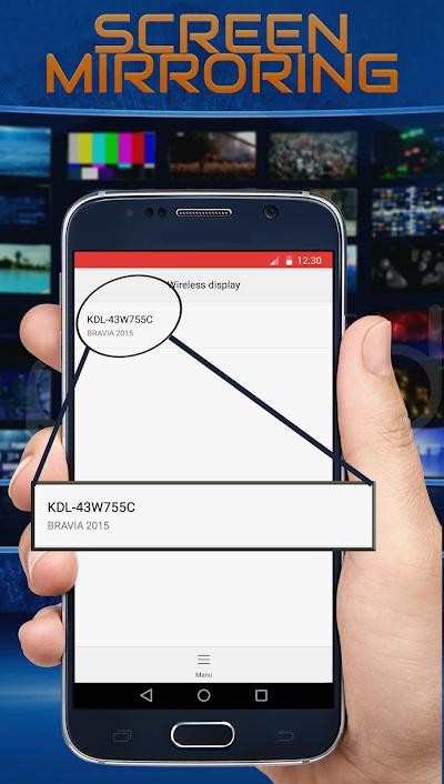 Screen mirroring tv apk download | Download Screen Mirroring