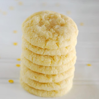 Lemon Cookies.