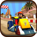 Kart Racing Simulation 3D 2016 icon