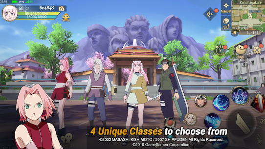 Download game naruto senki mod apk unlimited coins full character 1