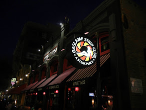 Photo: The Gaslamp District in San Diego